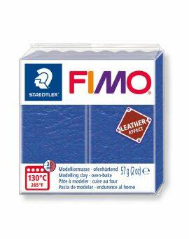 Fimo leather- Indigo