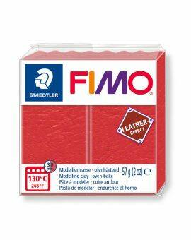 Fimo leather- Watermeloen