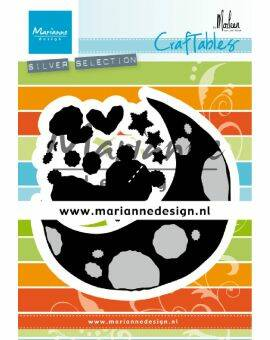 Craftable Dreaming bear by Marleen