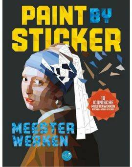 Paint by sticker meesterwerken