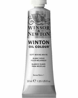 Winton oil 37 ml soft mixing white