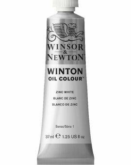 Winton oil 37 ml zinc white