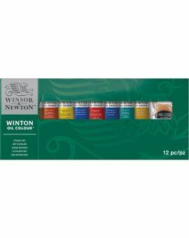 Winton Oil colour studioset