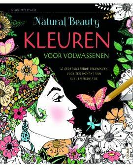 Kleurboek - Natural beauty